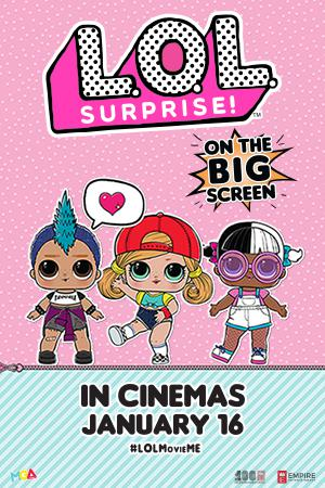 Lol Surprise On The Big Screen Reel Cinema