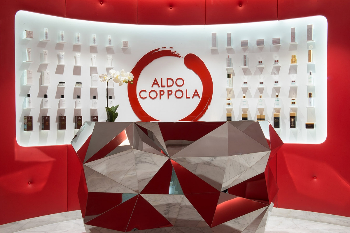 Aldo Coppola Salon