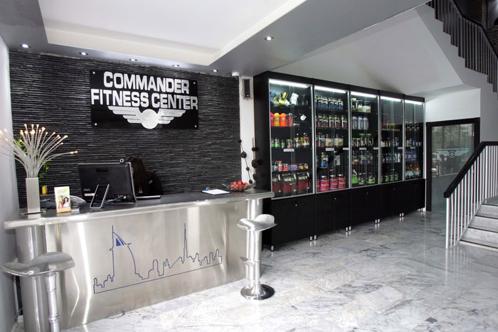 Commander Fitness Center