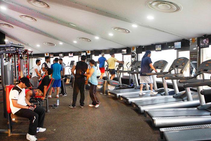 Commander Fitness Center