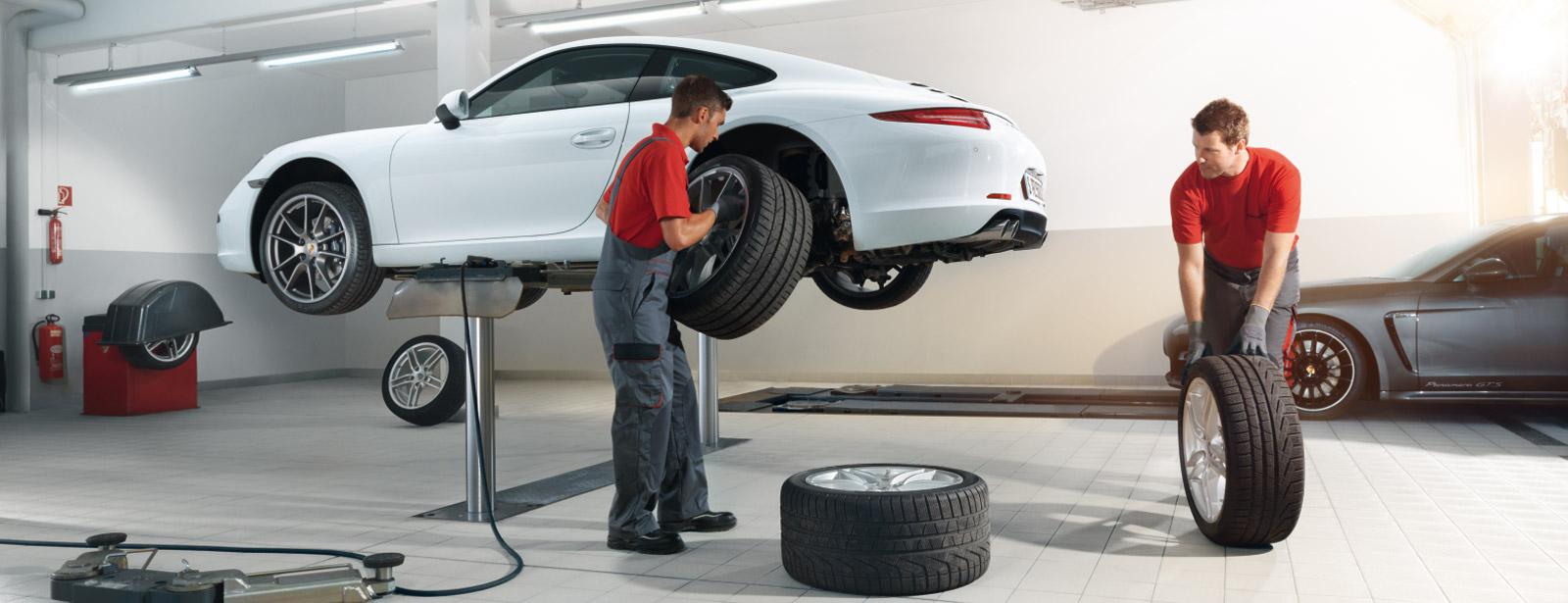 Epic Repair a Car