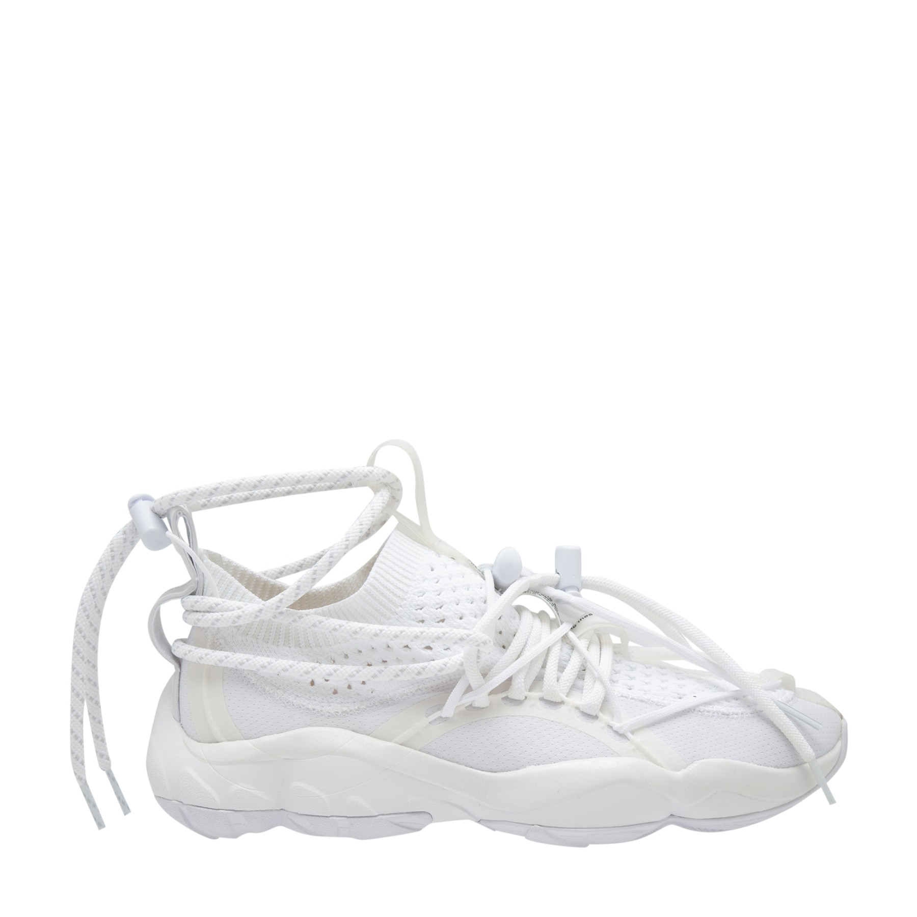 An Exclusive First Look at the Pyer Moss x Reebok DMX Fusion