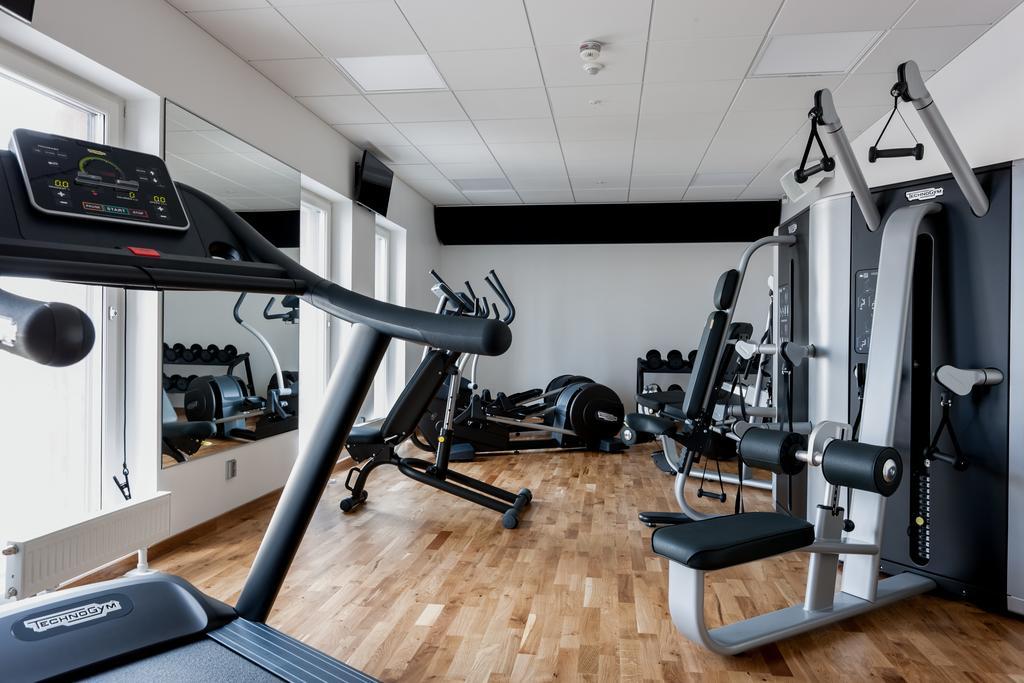 Lifetime Fitness Gym