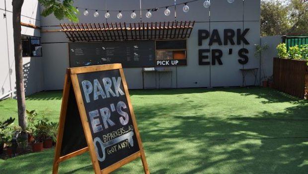 Parker S Abu Dhabi At Inside Umm Al Emarat Park Al Karamah St Restaurants
