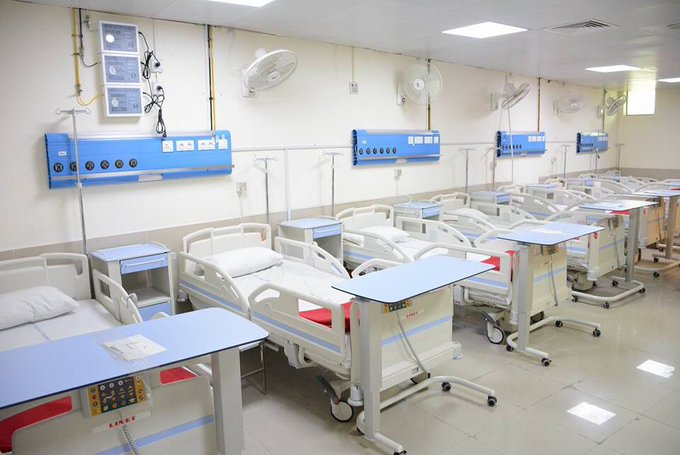private medical facility @ Prime Hospital