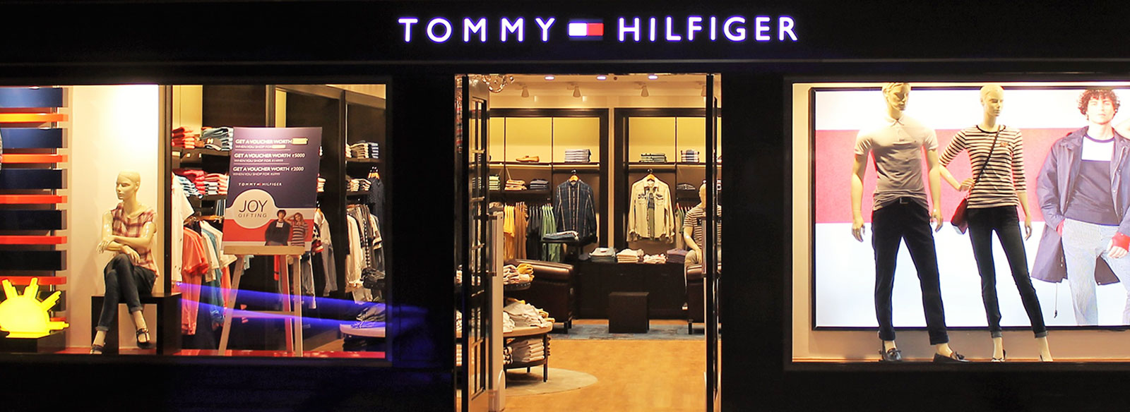 8407f6b00 TOMMY HILFIGER At Yas Mall, Ground Floor, G-146: Sports Wear, Shoes ...