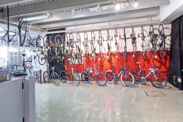 Wolfi's Bike Shop